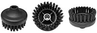 EAG00011, 2.5 Inch (in) Circular Nylon Brush