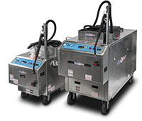 Eagle Series Dry Steam Cleaners