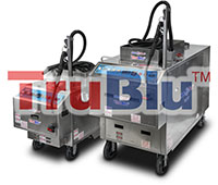 Eagle Series TruBlu™ Dry Steam Cleaners