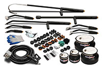 Optional Eagle Series Steam Tools and Accessories