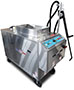60 Kilowatt (kW) Electric Portable Dry Steam Cleaner