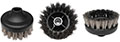 EAG00013, 2.5 Inch (in) Circular Stainless Steel Brush